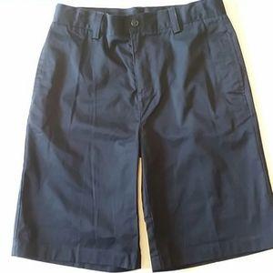 🌟LIKE NEW!🌟 Lands End Boys Navy Shorts Size 16